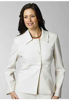 Kim Rogers Signature® Three Button Empire Waist Jacket