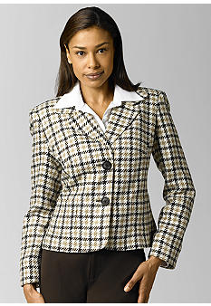 Kim Rogers Signature® Notch Collar Jacket - Belk.com