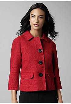 Kim Rogers Signature® Four Button Swing Jacket - Belk.c