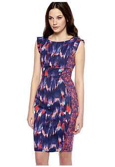 French Connection Electric Avenue Stretch Dress
