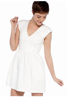French Connection Unno Cotton Dress