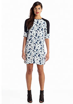 French Connection Porcelain Sheen Dress