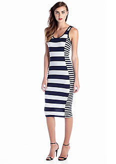 French Connection Fun Stripe Dress