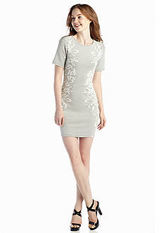 French Connection Jocelyn Jacquard Dress