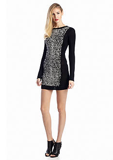 French Connection Body Ray Knit Dress