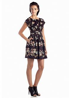 French Connection Gardini Sheen Dress