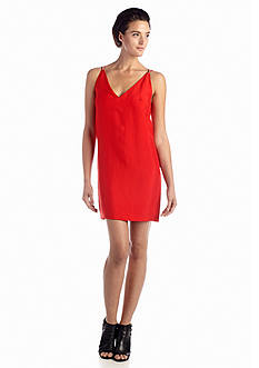 French Connection Crystal Crepe Dress