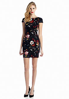 French Connection Gardini Floral Dress