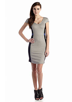 French Connection Manhattan Cap Sleeve Dress