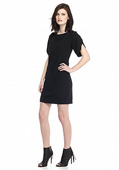 French Connection Aro Crepe Dress
