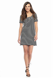French Connection Annie Stripe Dress