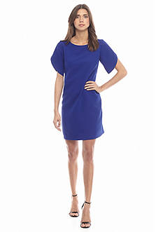 French Connection Aro Crepe Tunic Dress