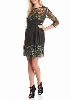 French Connection Molly Lace Dress