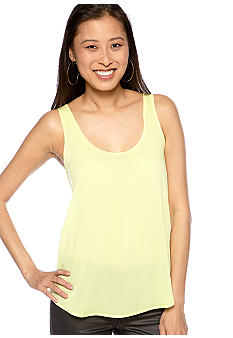 French Connection Flash Fancy Tank Blouse