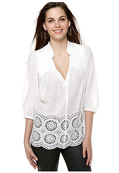 French Connection Lady Solitude Blouse