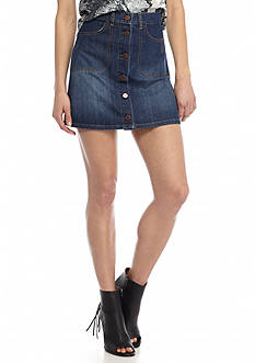 French Connection Mia Denim Skirt