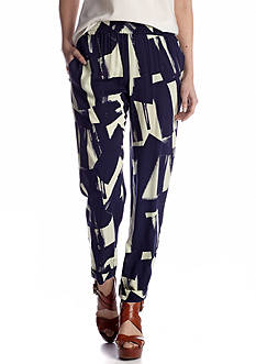 French Connection Brushstroke Soft Pant