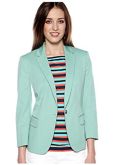 French Connection Sundry Cotton Blazer