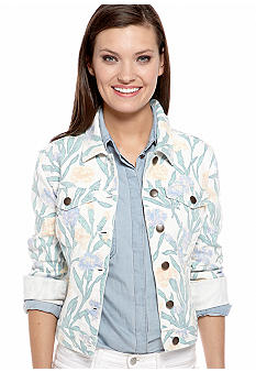 Carnation Denim Jacket