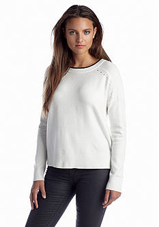 French Connection Autumn Vhari Star Sweater
