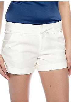 French Connection Outlaw Cotton Short