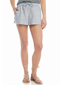 French Connection Chambray Shorts