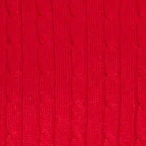 Kim Rogers Petites Sale: Red Mercury Kim Rogers Petite Cable Crew Solid Top
