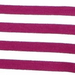Kim Rogers Petites Sale: Plum/Wht Kim Rogers Petite Ballet Neck Colorblock Top