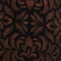 Kim Rogers® Petites Sale: Brown/Black Kim Rogers Petite Velour Print Zip-Up Jacket