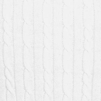 Kim Rogers® Petites Sale: White Kim Rogers Petite Cable Boatneck Sweater