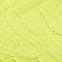 Kim Rogers Petites Sale: Yummy Green Kim Rogers Petite Short Sleeve Horseshoe Neck Top