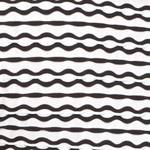 Kim Rogers® Women Sale: Black/White Kim Rogers Texture Stripe Knit Tank