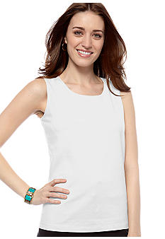 Kim Rogers® Scoop Neck Tank