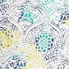 Women's T-shirts: Ollie Blue/Lime Kim Rogers Short Sleeve Print Tee