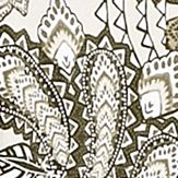 Women's T-shirts: Sage/Khaki Kim Rogers Tropical Paisley Print Tee