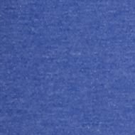 Knit Tops for Women: Blue Heather Kim Rogers Long Sleeve Biopolish Crew Neck Heather Top