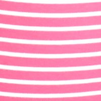 Kim Rogers Women Sale: Pink/White Kim Rogers Striped Top