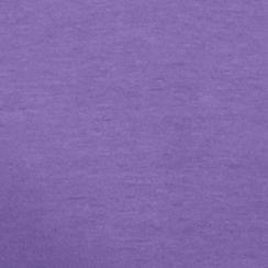 Kim Rogers Women Sale: Pansy Purple Kim Rogers Solid Crew-Neck Tee
