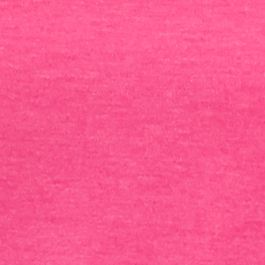 Women's T-shirts: Pink Heather Kim Rogers Short Sleeve Crew-Neck Top