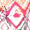 Kim Rogers Women Sale: Pink/Orange Kim Rogers Watermark Mosaic Top