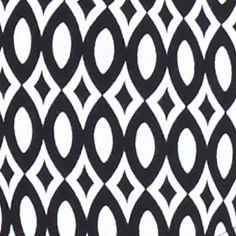 Kim Rogers® Women Sale: Black/White Kim Rogers Net Geometric Print Henley Top