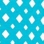 Kim Rogers Women Sale: Turq Combo Kim Rogers Long Sleeve Check Pattern Crew Neck Top
