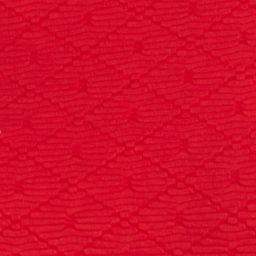 Kim Rogers Women Sale: Red Mercury Kim Rogers Solid Square Neckline Texture Top