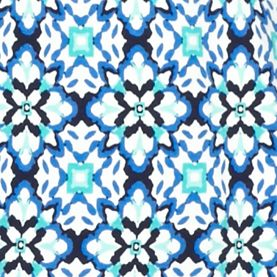 Kim Rogers Women Sale: Blue/Turquoise Kim Rogers Lanna Medallion