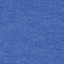 Kim Rogers Women's Plus Sale: Blue Heather Kim Rogers Plus Size Three-quarter Sleeve Bio V-neck Tee
