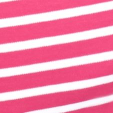Plus Size Tees: Fuchsia Luv/White Kim Rogers Plus Size Stripe Splice Tee