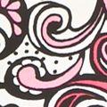 Kim Rogers Women Sale: Pink Combo Kim Rogers Jubilee Swirl Woven Tank