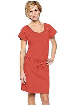Kim Rogers Solid Color Knit Dress