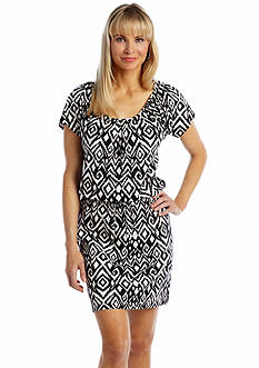 Kim Rogers® Tribal Printed Dress