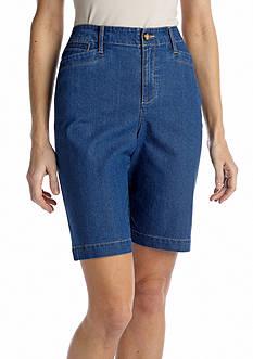 Kim Rogers® Jean L-Pocket Bermuda Short